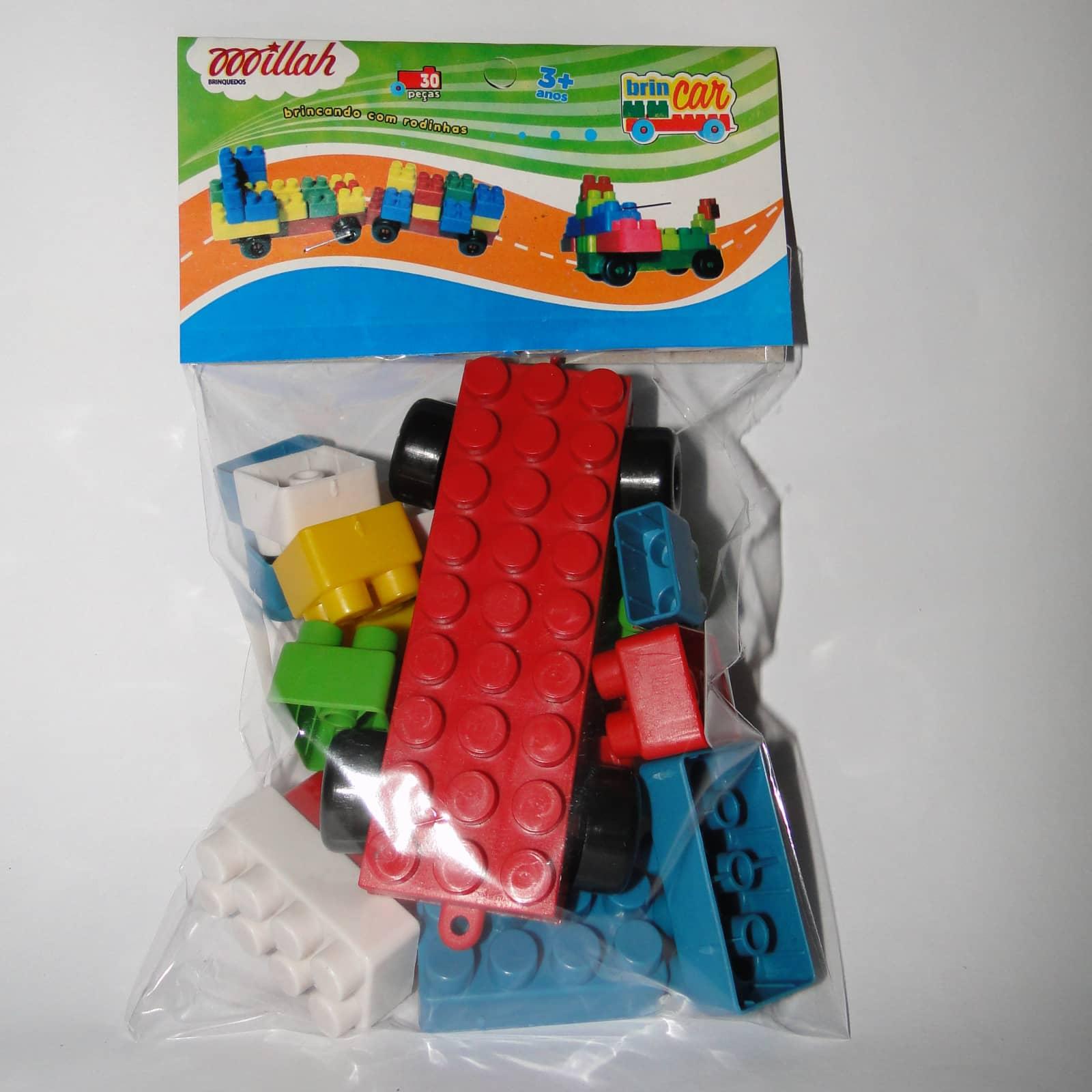 Brincar 30 peças - Ref 035