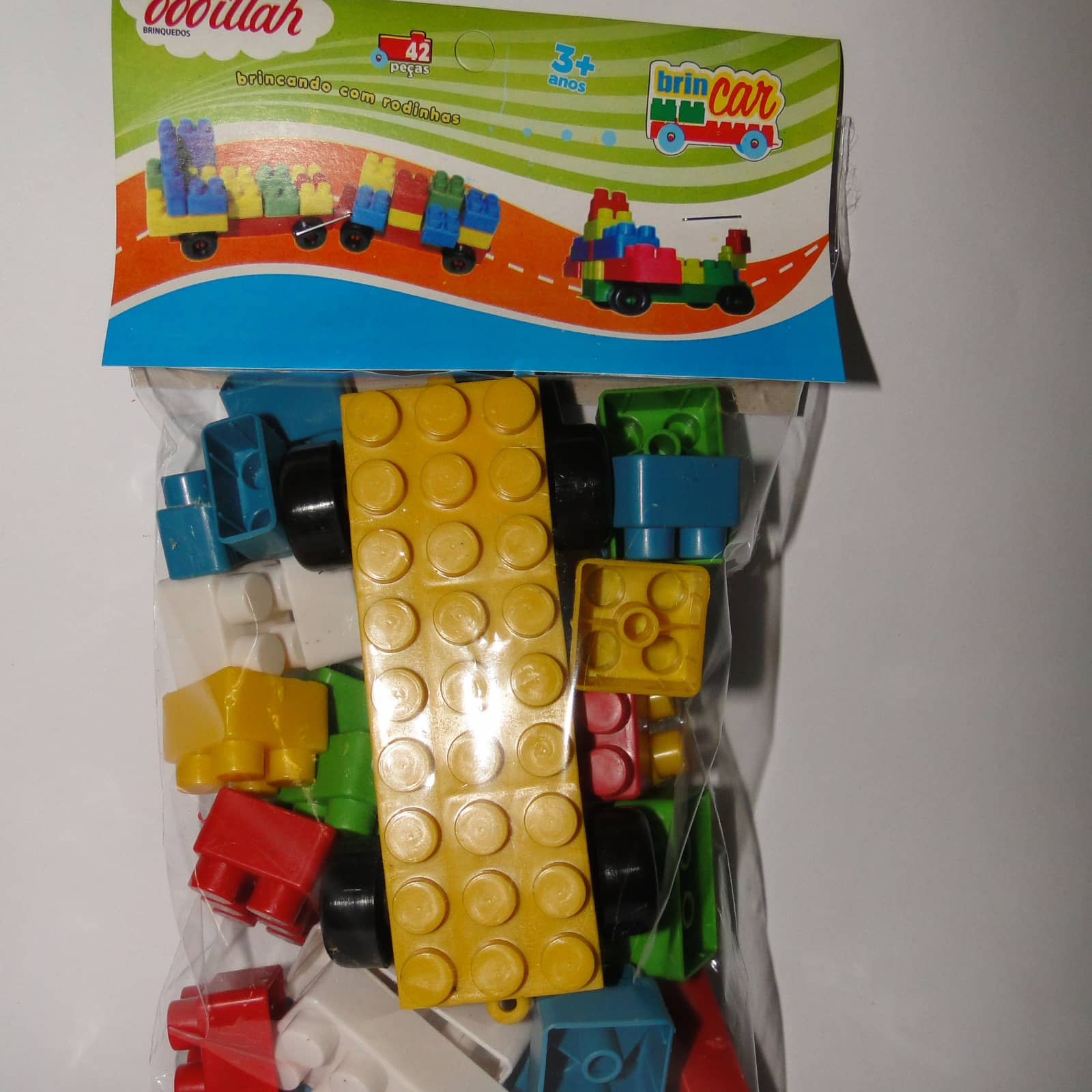 Brincar 42 peças - Ref 036
