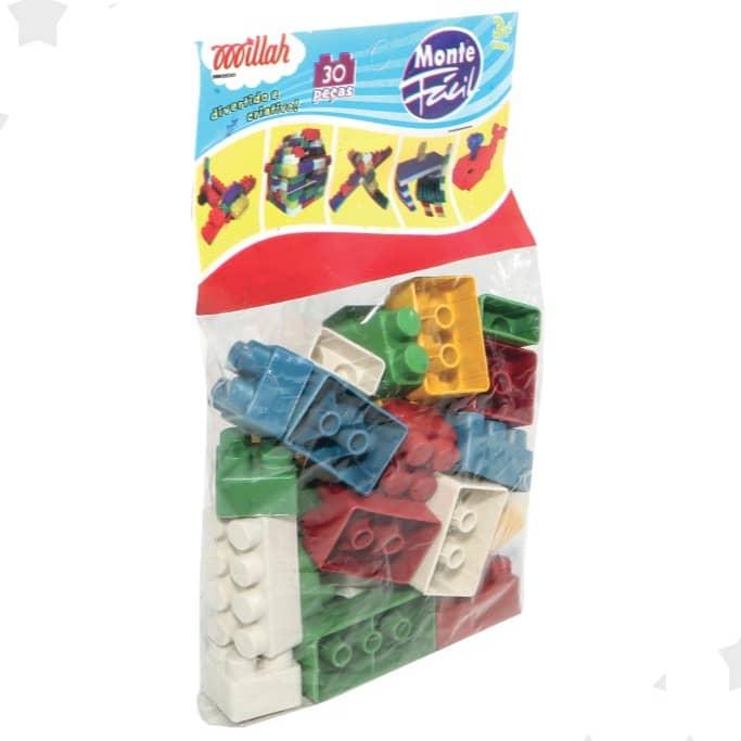 Monte Fácil 30 peças - Ref 002