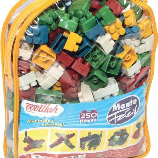 Monte Fácil 250 peças - Ref 011